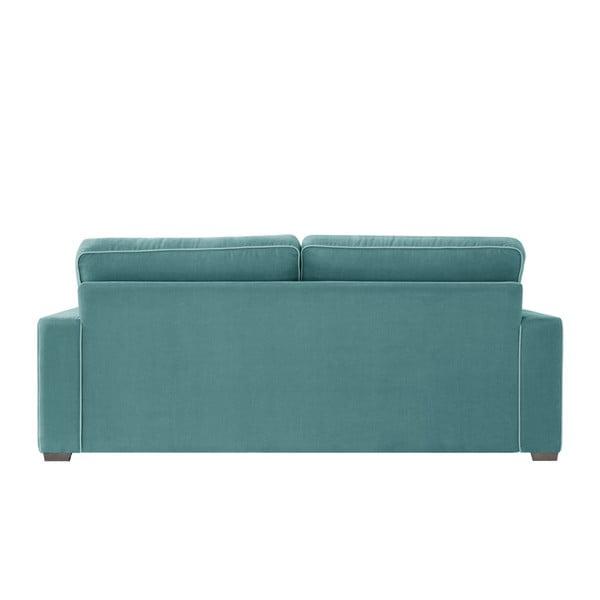 Sofa 3-osobowa Jalouse Maison Serena, niebieska