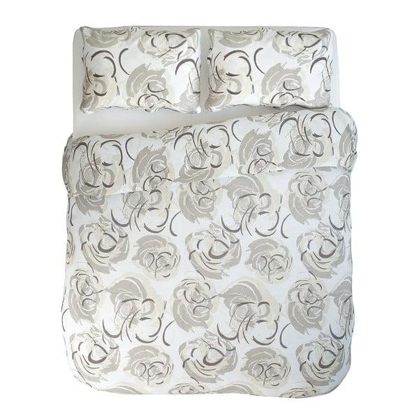 Pościel Fiore Stilizzato Nocciola, 140x200 cm