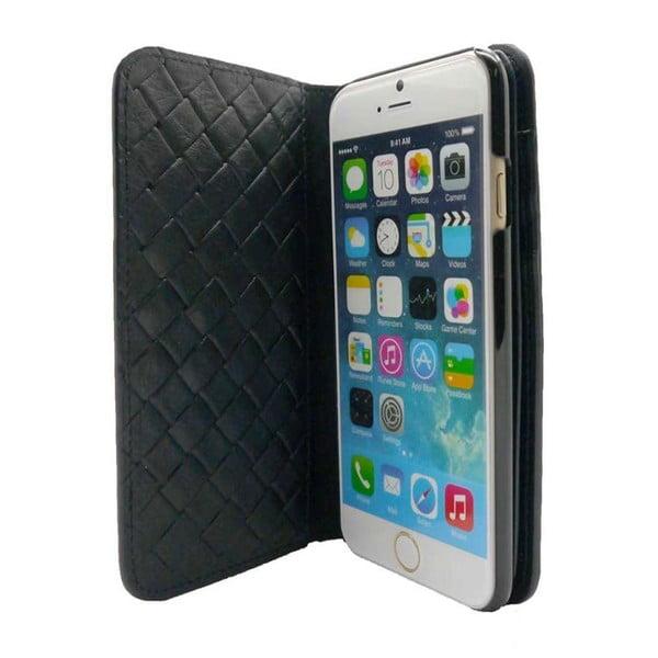 Etui na iPhone6 Wallet Weave Black