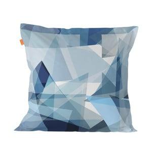 Bawełniana poszewka na poduszkę Blanc Crystal, 60x60cm