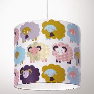 Lampa sufitowa Purple & Pink
