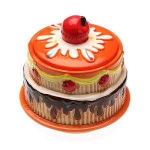 Pojemnik w kształcie tortu Orange Cake