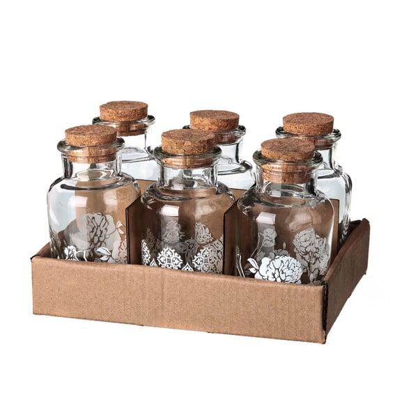Zestaw 6 buteleczek Ornaments