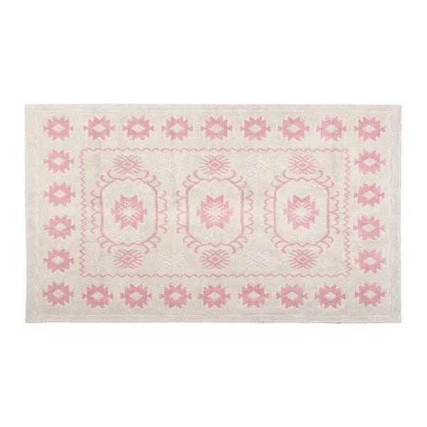 Dywan bawełniany Oni 120x180 cm, pudrowy