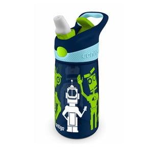 Butelka dziecięca Striker 420 ml, niebieska