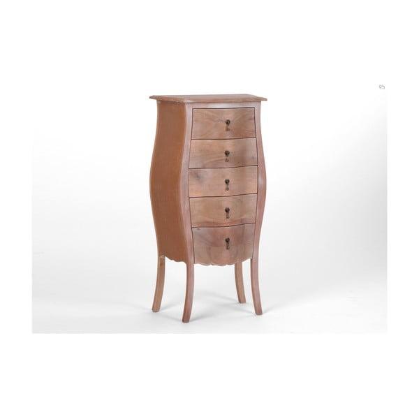Komoda z pięcioma szufladami Murano
