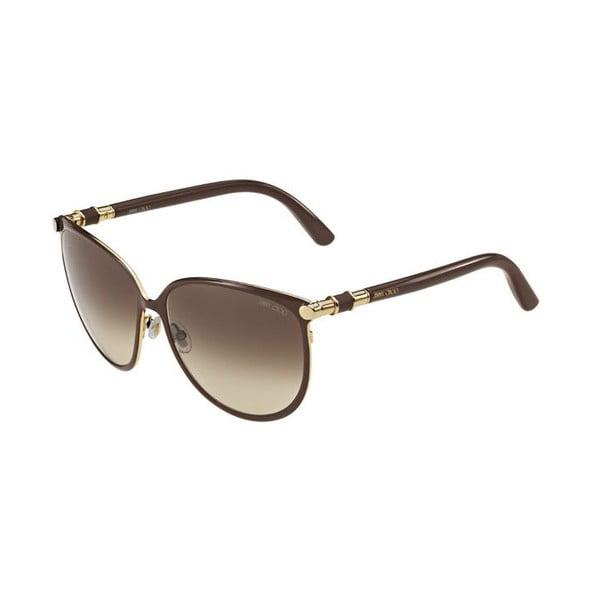 Okulary przeciwsłoneczne Jimmy Choo Juliet Brown/Brown