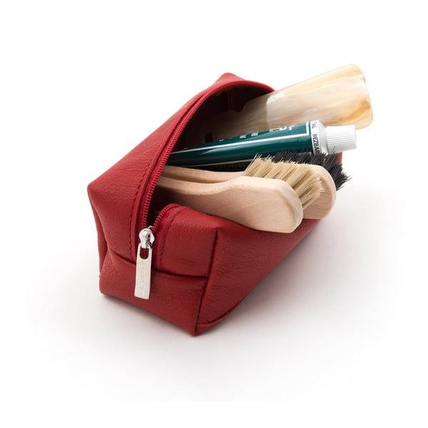 Zestaw do czyszczenia butów Cepi 500, kolor czerwony