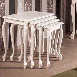 Zestaw 4 stolików Hera Nesting