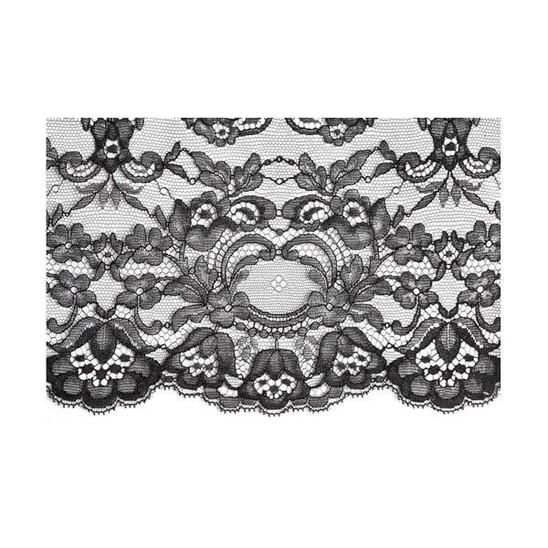 Winylowy dywan Encaje Blanco, 133x200 cm