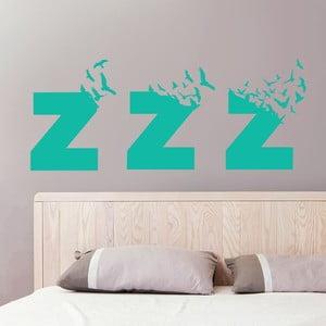 Naklejka dekoracyjna na ścianę Sleep Birds