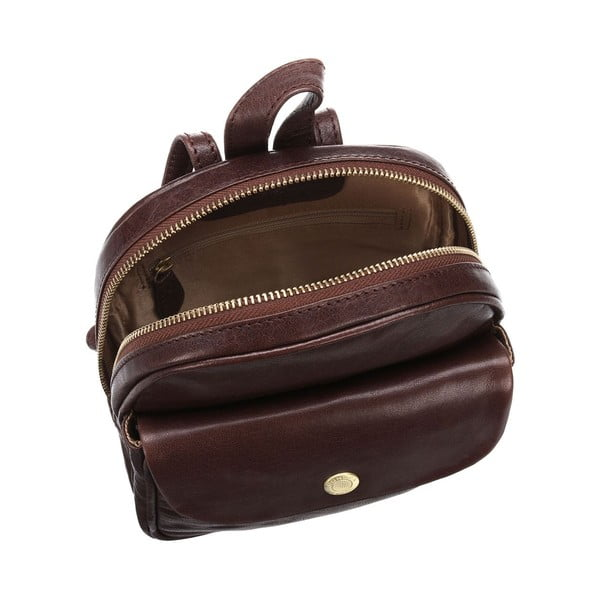 Plecak skórzany Eliza Brown