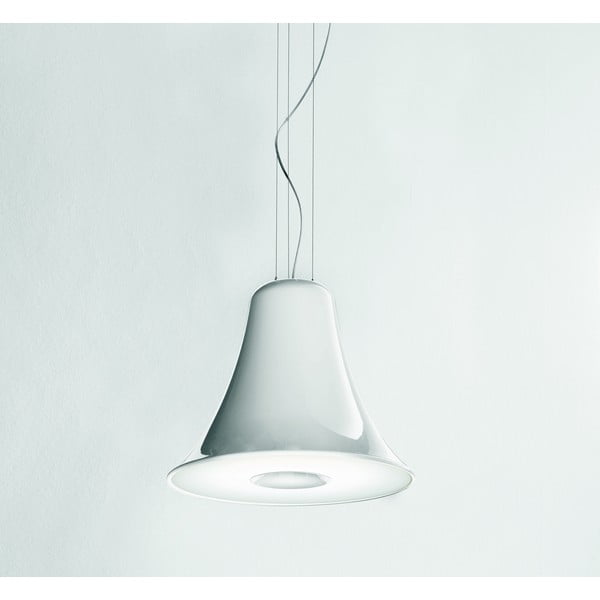 Lampa wisząca Campana White
