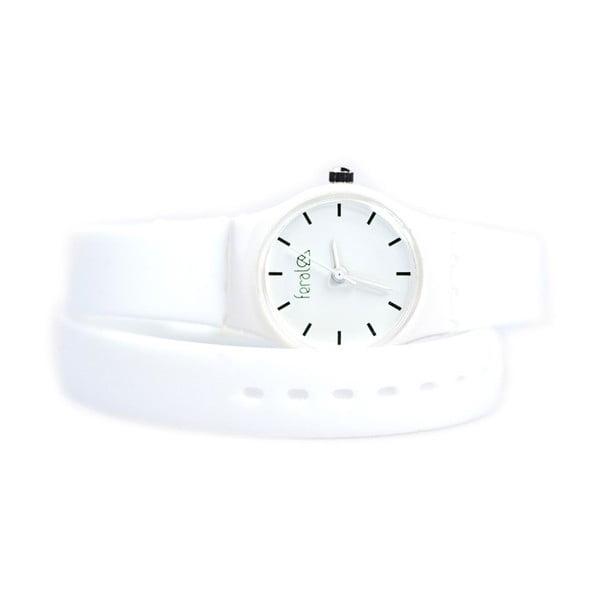 Zegarek Minimalist White