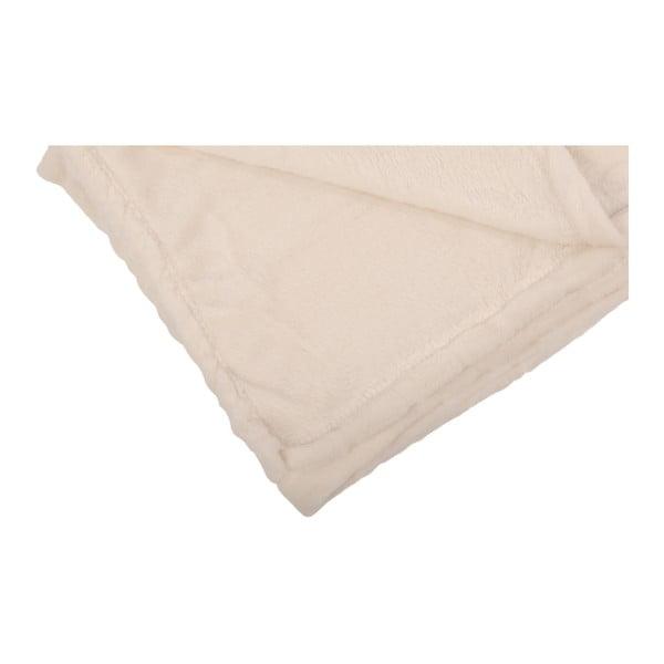 Pled Softy Cream, 125x150 cm
