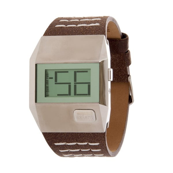 Skórzany zegarek męski Axcent X22381-636