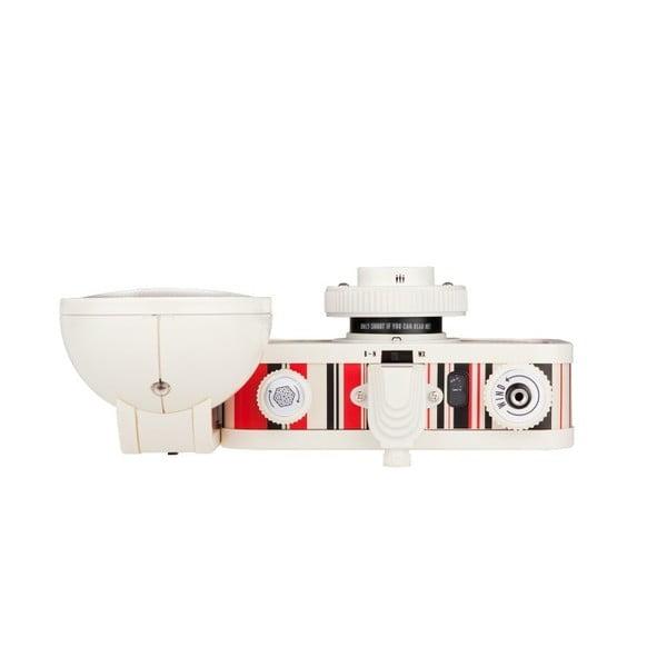 Lomograficzny aparat fotograficzny La Sardina Flash Cubic