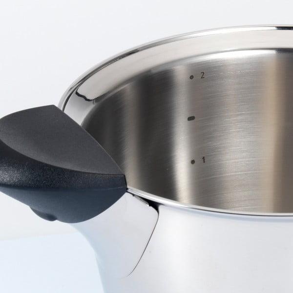 Garnek ze stali nierdzewnej BK Cookware Q-linair Classic, 20cm