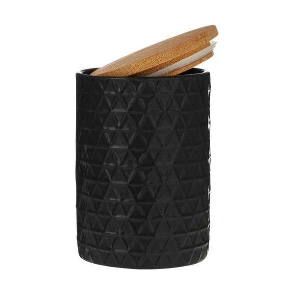 Pojemnik Premier Housewares Black Tri