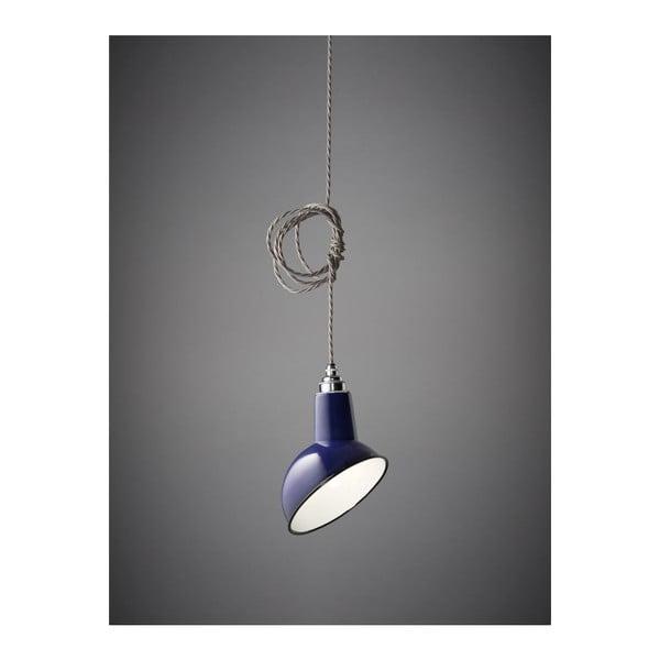 Klosz Miniature Angled Cloche Midnight Blue