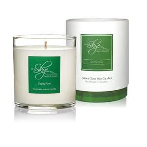 Świeczka o zapachu sosny szkockiej, woskownicy, paczuli i przypraw Skye Candles Tumbler, 45h