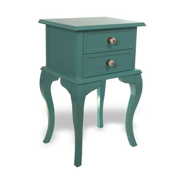 Szafka Jasmine Turquoise, 44x33x69 cm
