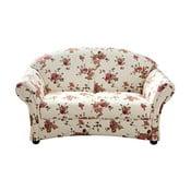 Kwiecista sofa 2-osobowa Max Winzer Corona