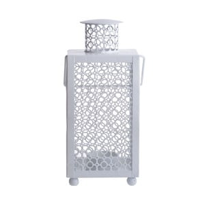 Lampion Biała latarenka