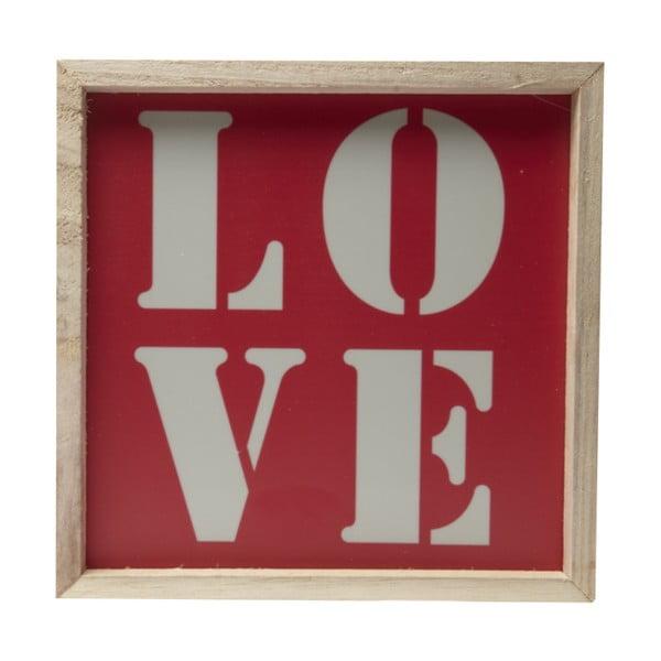Dekoracja świetlna YWL Love