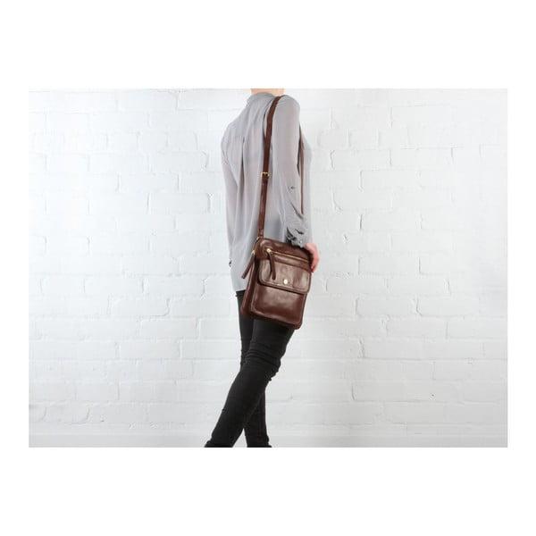 Skórzana torba Tess Conker Brown
