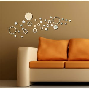Lustro dekoracyjne Gwiezdny pył