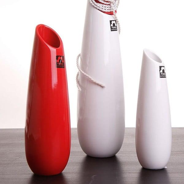 Wazon Save 21 cm, czerwony