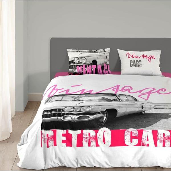 Pościel Retro Cars, 240x200 cm