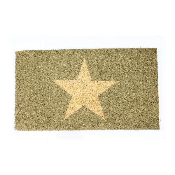 Wycieraczka With a Star, 40x70 cm