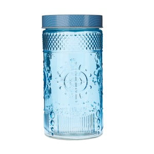 Pojemnik szklany InArt Bluino, 23 cm