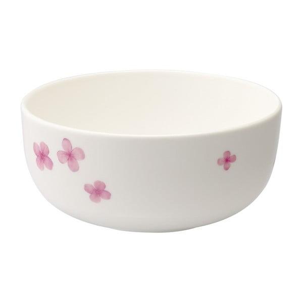 Miska z porcelany angielskiej Petal, 14 cm