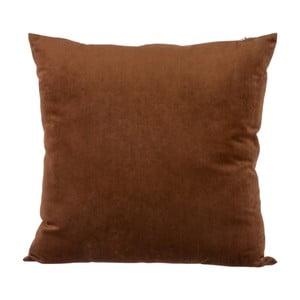 Poduszka Leather Velvet, 45x45 cm