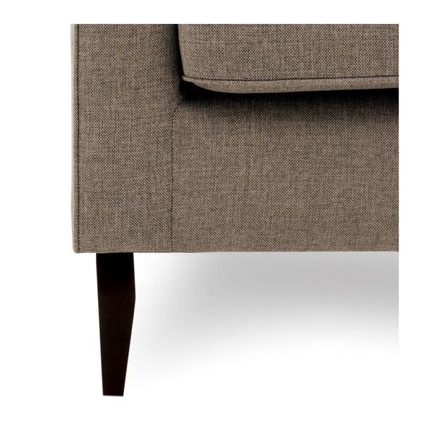 Beżowa sofa dwuosobowa Vivonita Bond