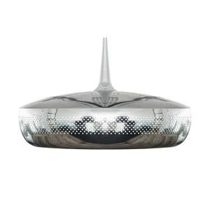 Lampa wisząca w srebrnej barwie VITA Copenhagen Clava Dine, Ø43cm