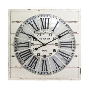 Zegar naścienny White Vintage, 68x68 cm