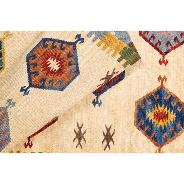 Dywan ręcznie tkany Kilim Dalush 610, 250x80 cm