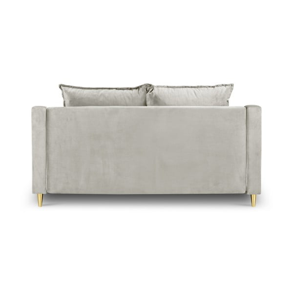 Beżowa sofa 2-osobowa Mazzini Sofas Pansy