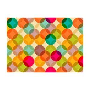 Winylowy dywan Intersecciones, 60x120 cm