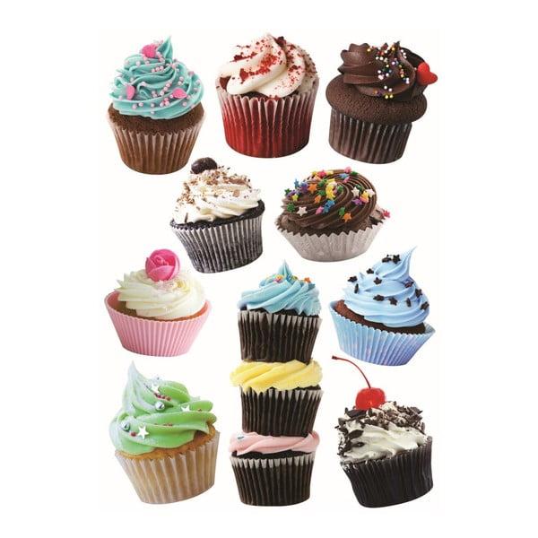 Naklejka Cupcakes