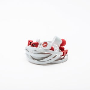 Słuchawki Coloud Pop White/Red