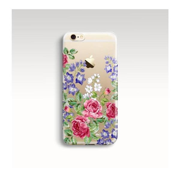 Etui na telefon Floral VI na iPhone 5/5S