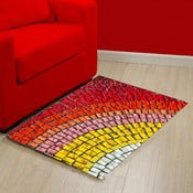 Dywan winylowy Mozaic, 52x75 cm