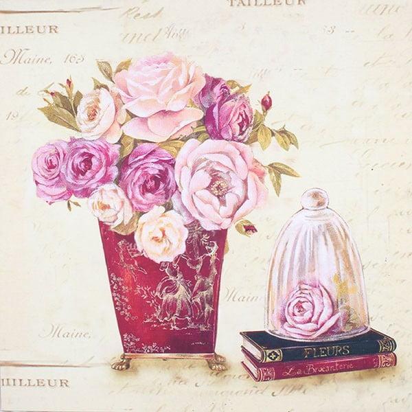 Obraz na płótnie Fleurs I