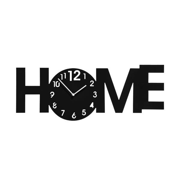 Zegar Home, 58x21 cm