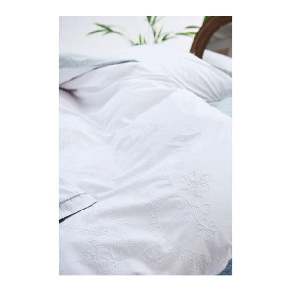 Pościel PIP Lacy White, 140x200 cm
